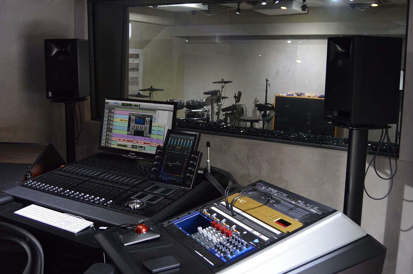 Amuse Studio Control Room Console