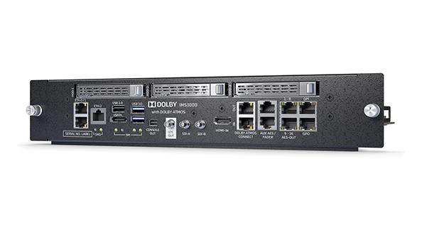 Dolby Integrated Media Server IMS3000