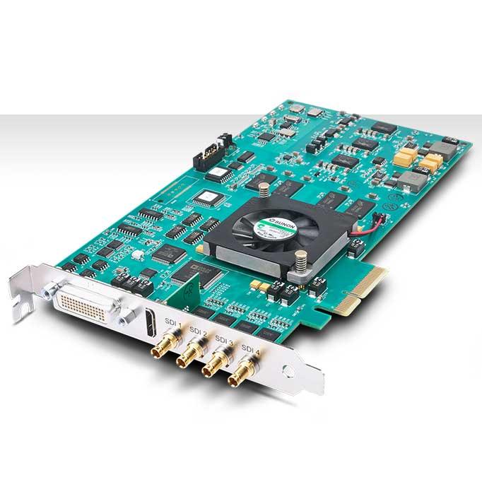 AJA Kona 3G PCIe 2K / 3G / Dual-Link RGB / HD / SD capture card