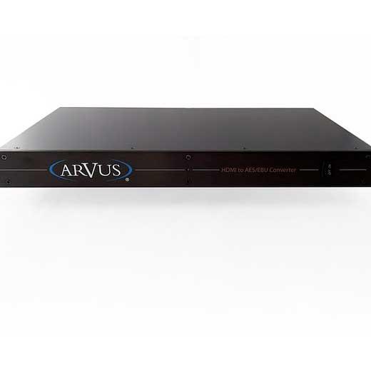 Arvus Digital AES-2H 8-Channel AES/EBU to HDMI (7.1) Digital Audio Converter