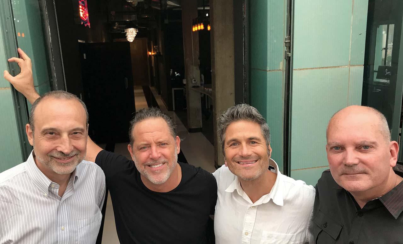 Sugar Studios with Jim Pace, Jijo Reed, Chris Harrington, Paul Buhl