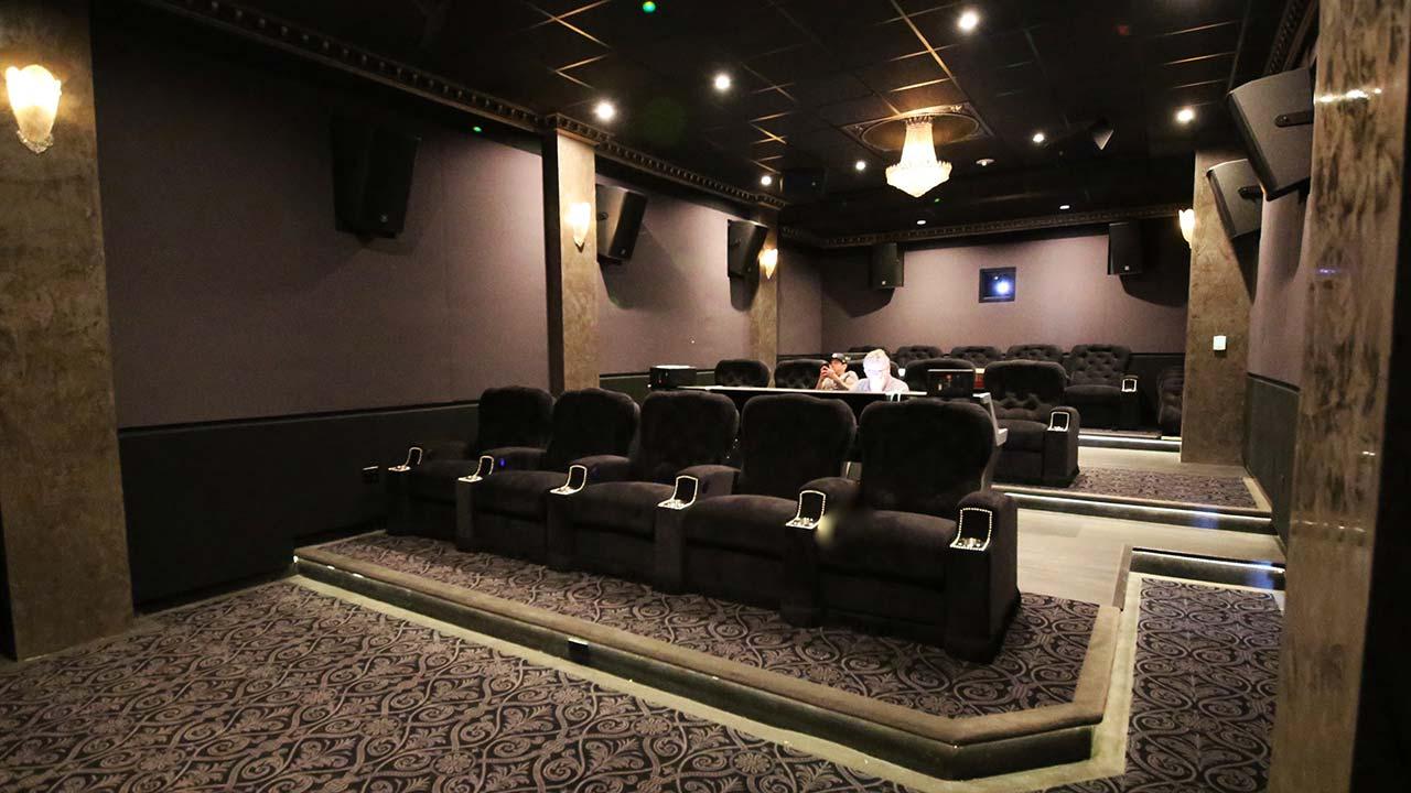 Sugar Studios Atmos Theater