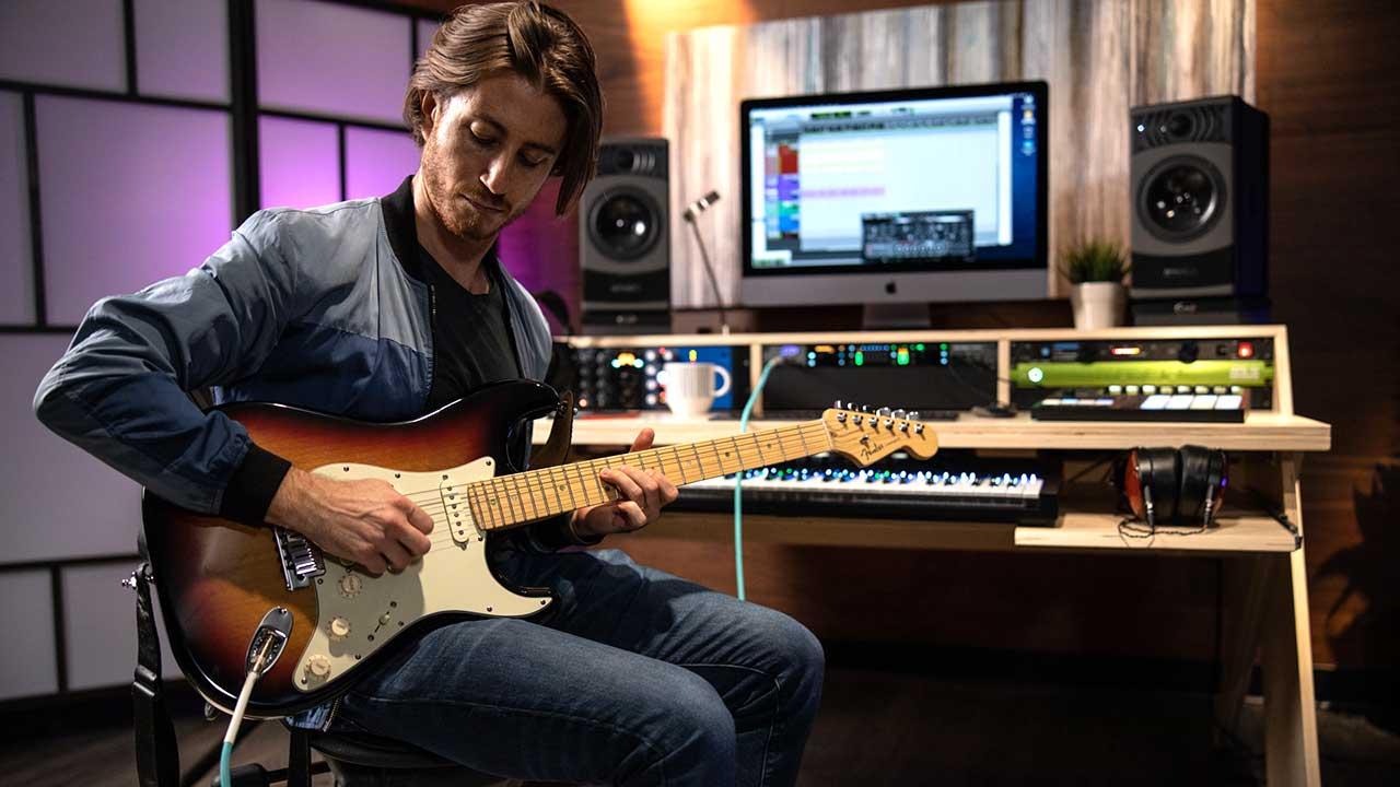 Pro Tools Carbon Guitar