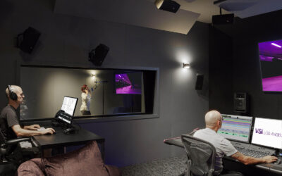 AID Returns to Integrate 2nd VSI Los Angeles Studio Facility