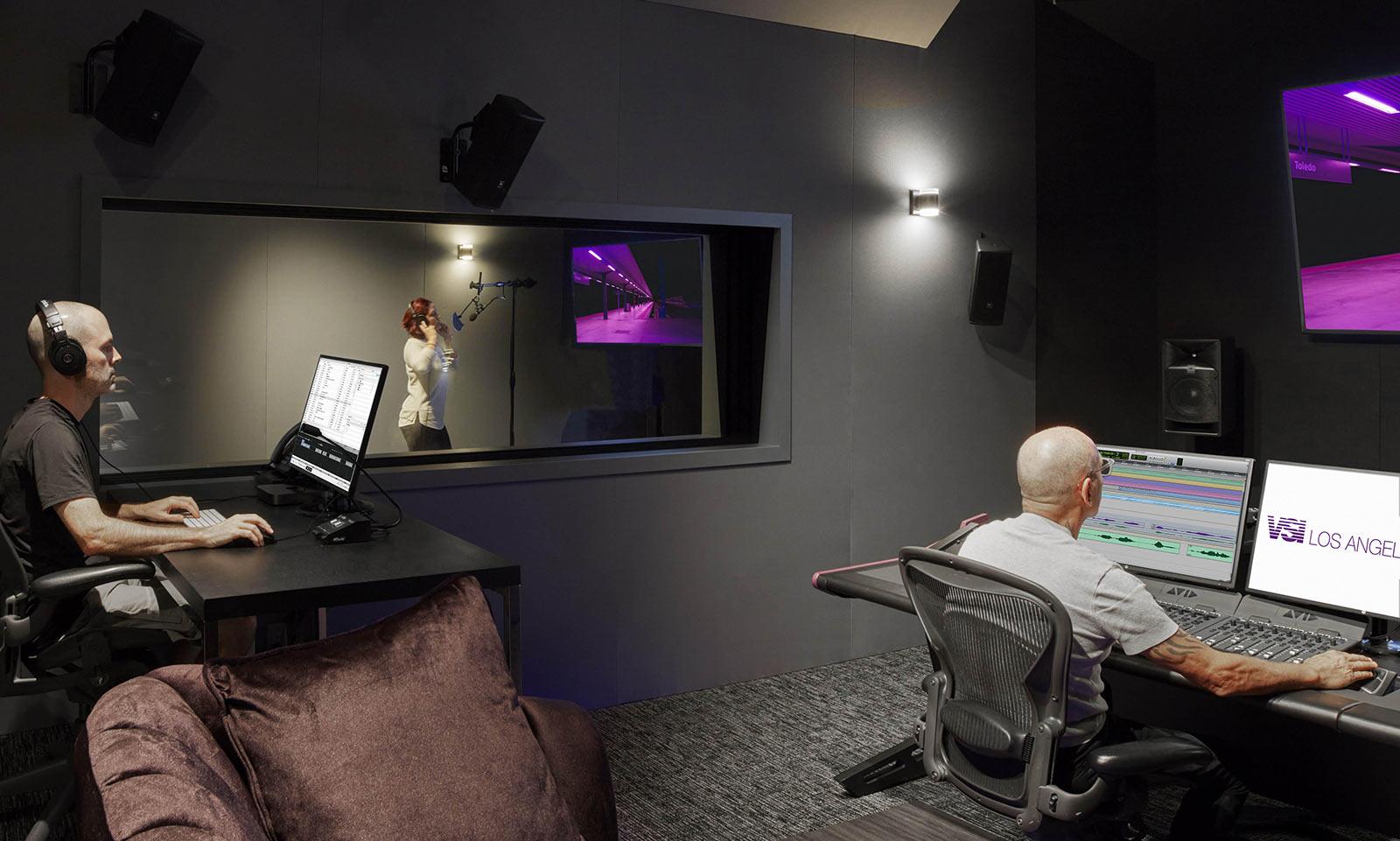 Voice Script International (VSI) 2nd Facility