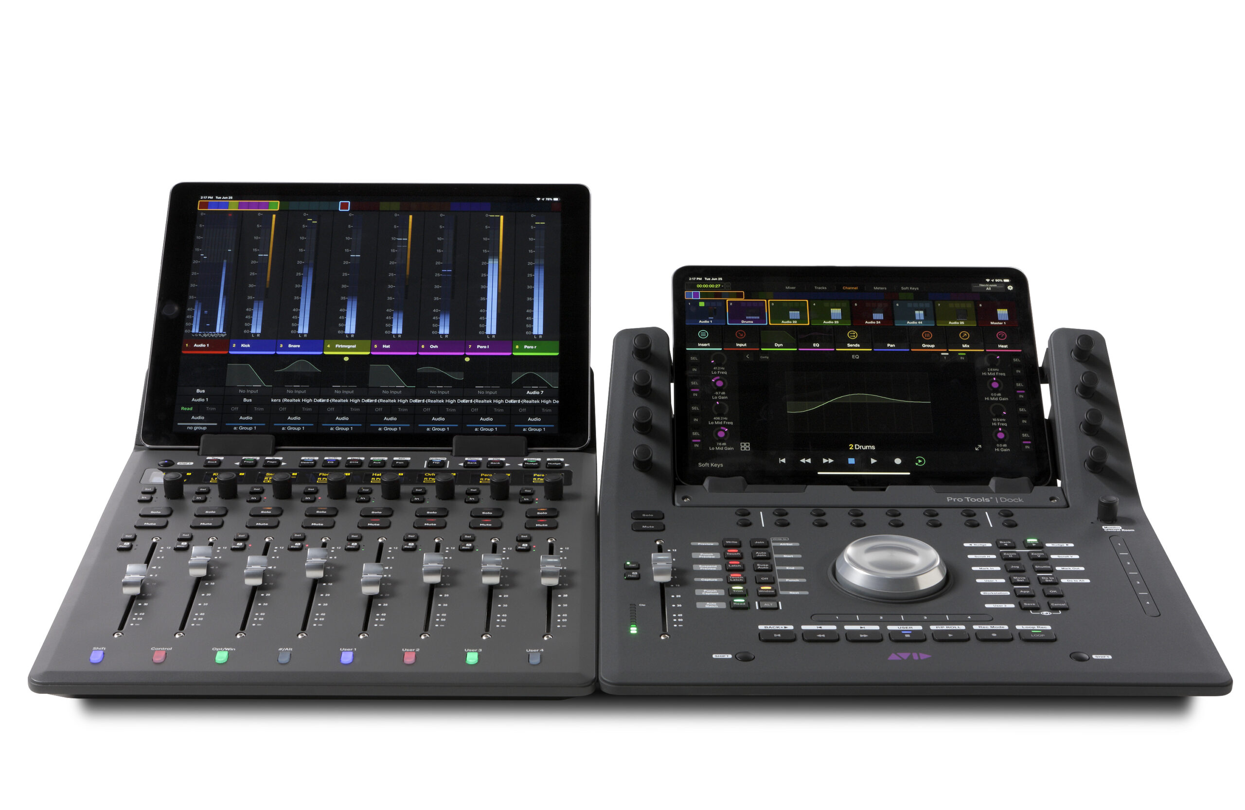 Avid S1 and Dock